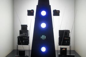 蟹足電輪塔