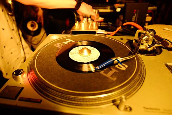 アナログレコード(LP)