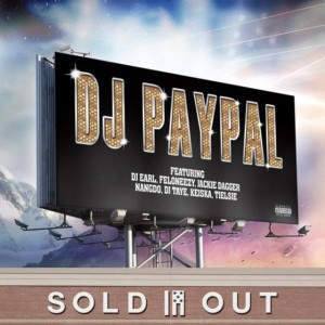 DJ Paypal 『Sold Out』